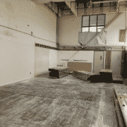 Commercial Asbestos abatement project