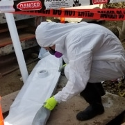 High Risk Asbestos removal in Vancouver